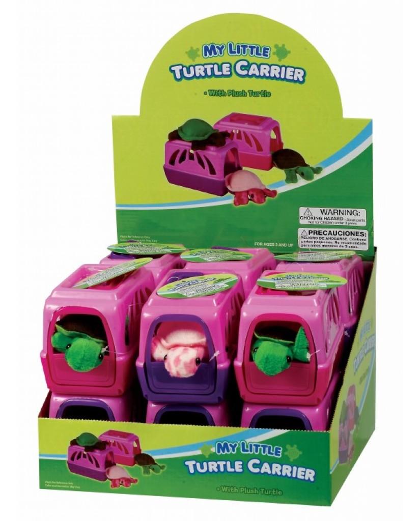 "5"" Mini Sea Turtle Pet Carrier"