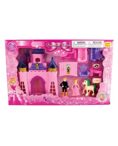 Light & Sound Castle Play Set