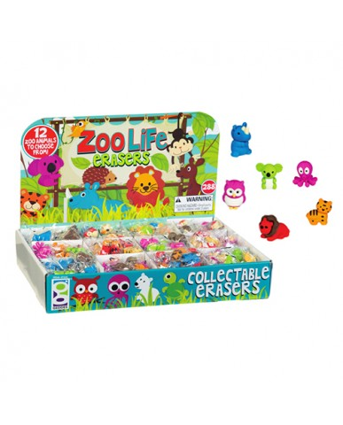 Zoo Life Eraser
