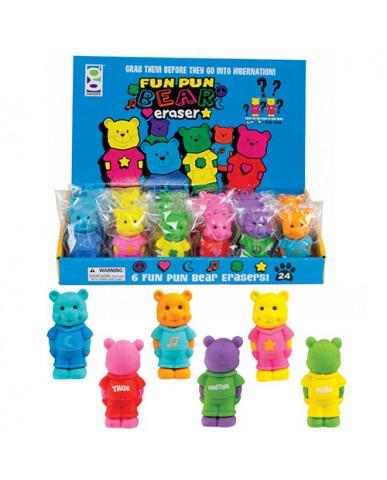 Fun Bear Eraser