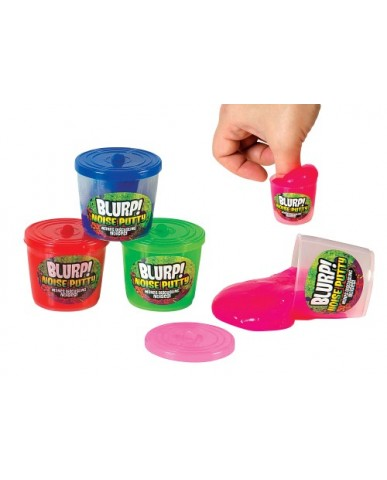 Mini Blurp! Noise Putty