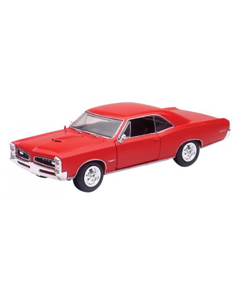 "8"" Die Cast 1966 Pontiac GTO Hard Top"