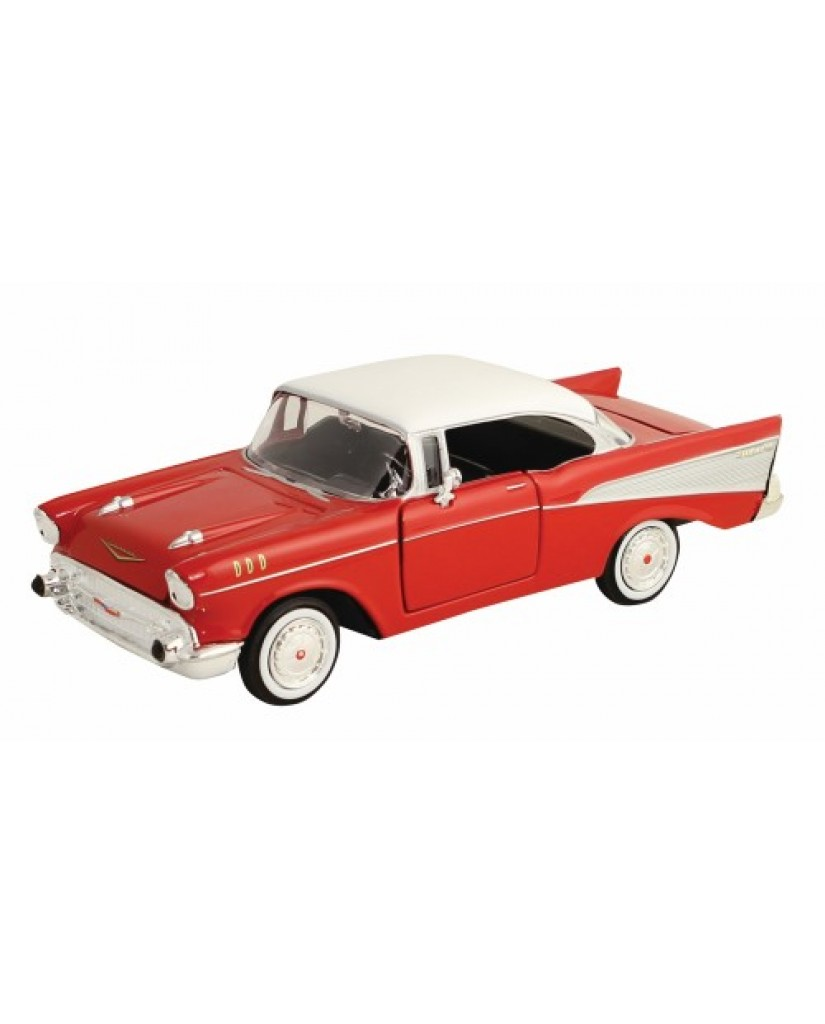 """8.5"""" 1957 Bel Air Coupe"""