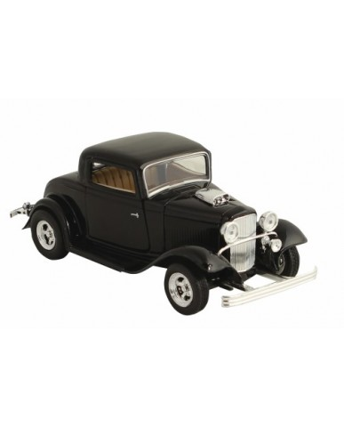 "7.5"" 1932 3 Window Ford Coupe"
