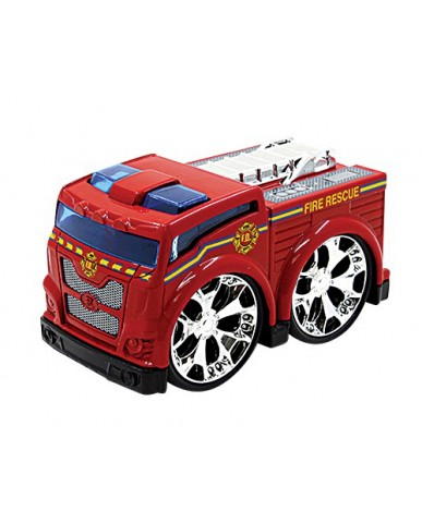 "4"" Dyna Motor Die Cast Fire Engine"