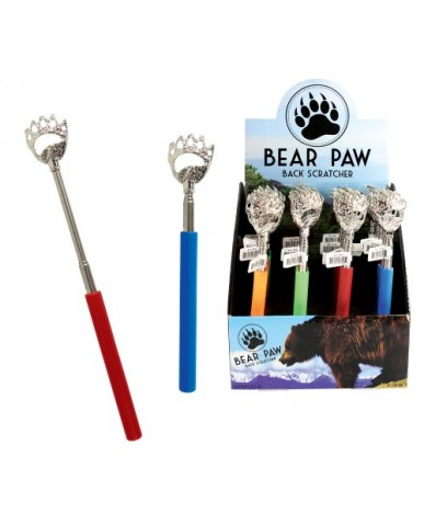 Extendable Bear Paw Back Scratcher