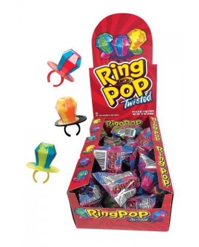 Twisted Ring Pop