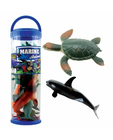 16-pc. Marine Life Play Set
