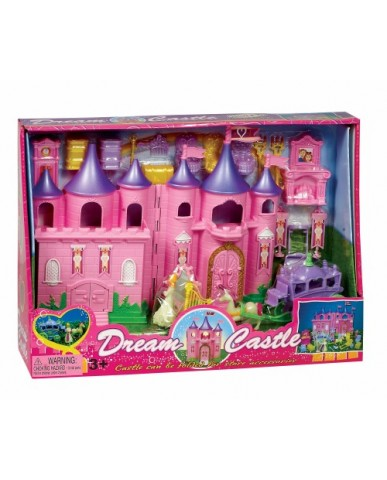 Princess Folding Dream Castle