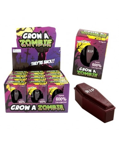 Grow A Zombie Coffin