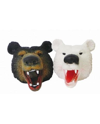 """5.5"""" Bear Hand Puppets"""
