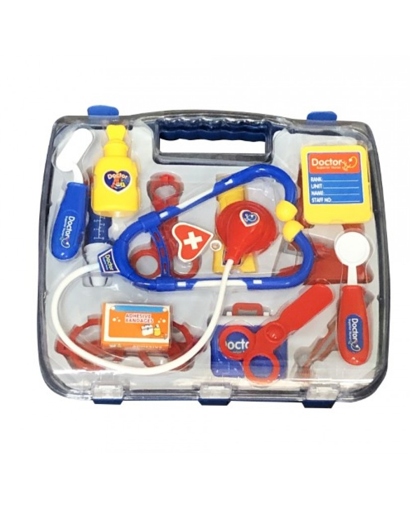 14 pc Doctor Set in Carry Case