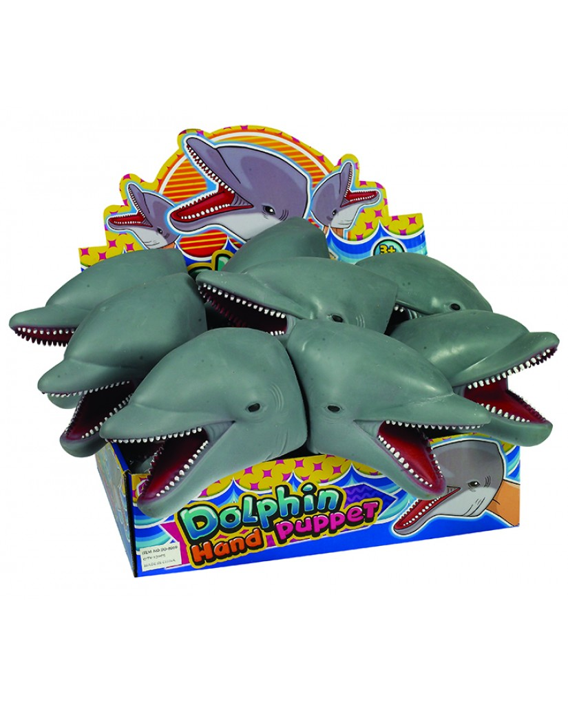 Dolphin Hand Puppets