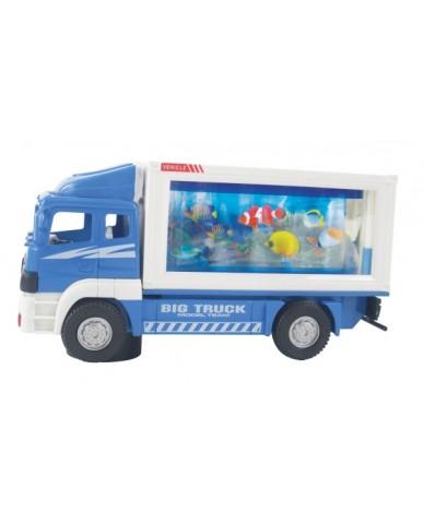 "8"" Bump 'n Go Aquarium Truck"