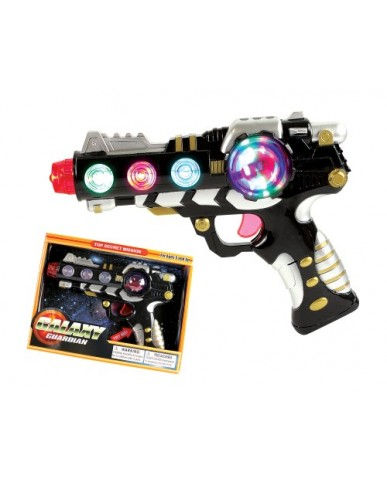 "8.5"" Light & Sound Space Gun"