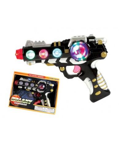 """8.5"""" Light & Sound Space Gun"""
