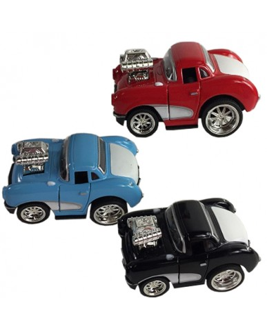 "3.5"" Die Cast Mini Classic Blown Engine"