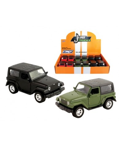 "5"" Die Cast 2014 Jeep Wrangler"