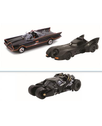 """5"""" - 6"""" Assorted Classic Batmobile"""