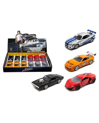 "5.25"" Fast & Furious Cars"