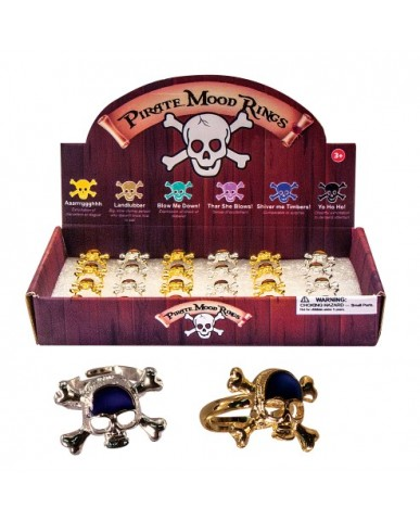 Pirate Mood Rings