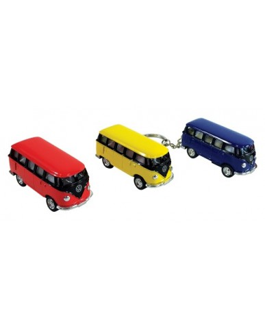 "2.5"" Die Cast Classic VW Bus Key Chain"