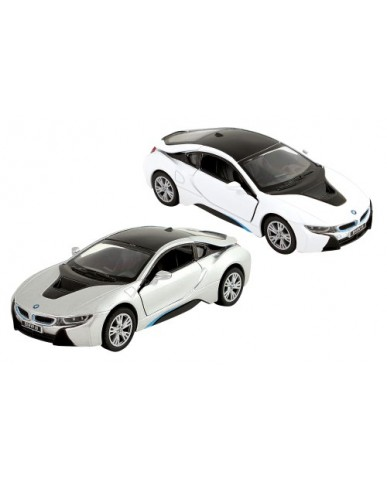 "5"" Die Cast BMW i8 Sedan"