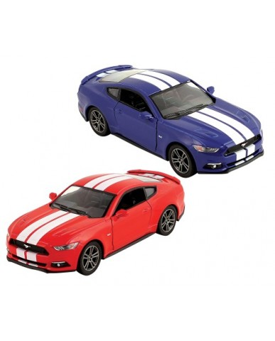 "5"" Die Cast 2015 Ford Mustang GT with Stripes"
