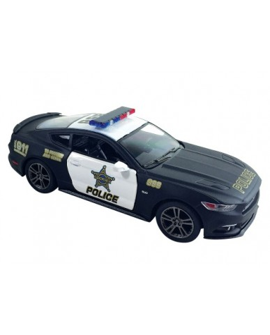 "5"" Die Cast 2015 Ford Mustang GT Police Car"