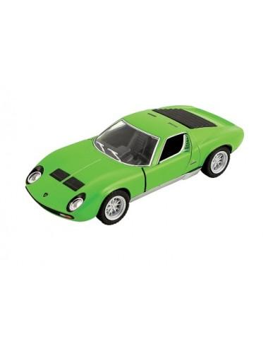 """5"""" Die Cast Classic 1971 Lamborghini Miura P400 SV"""