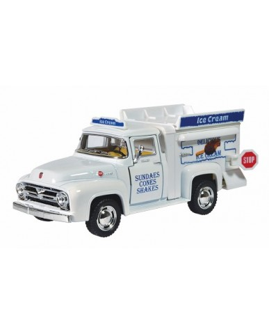 "5.5"" 1956 Ford F-100 Pickup Classic Ice Cream Truck"