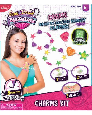 Blazelets Charms Jewelry Making Kit