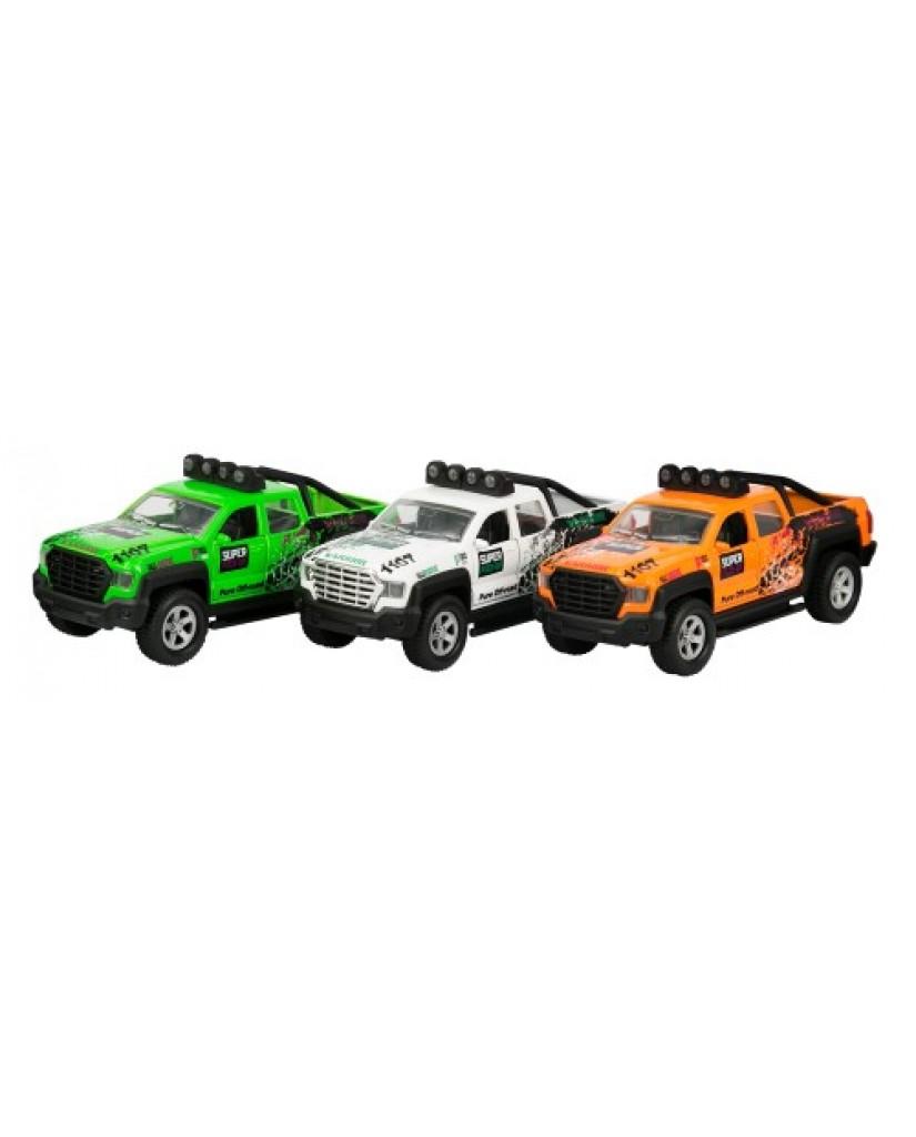 """5.25"""" Die Cast Pickup Trucks"""