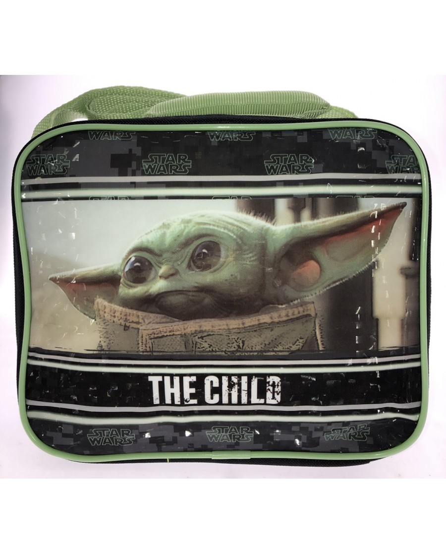 "Mandalorian ""The Child"" Rectangular Soft Lunch Bag"