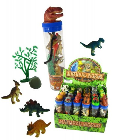Animal Top Tube Play Sets