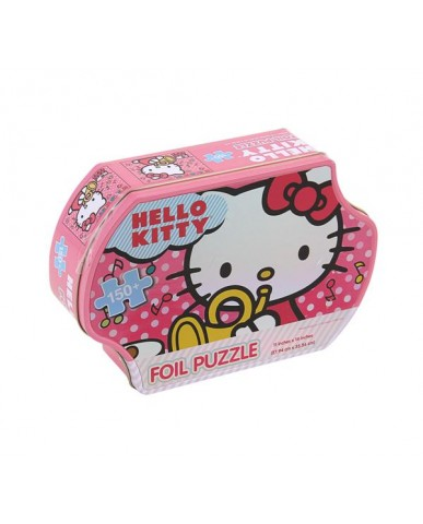 Hello Kitty Foil Puzzles