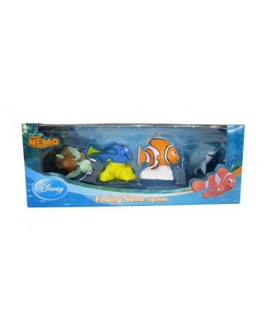 Finding Nemo 4-pk Figurines