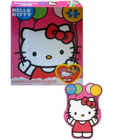 Hello Kitty 50 pc Floor Puzzle