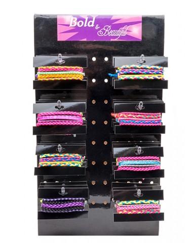 36 pc. Friendship Bracelet Assortment