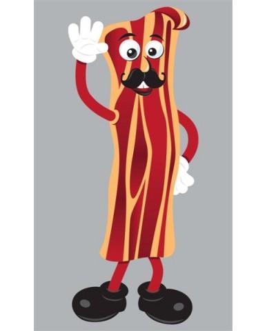 Jumbo Bacon Magnet