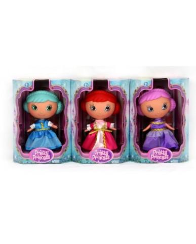 "7"" Pretty Princess Doll"