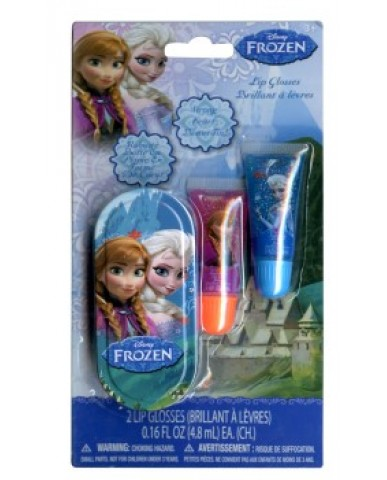 Disney Frozen 2 PK Lip Balm with Tin