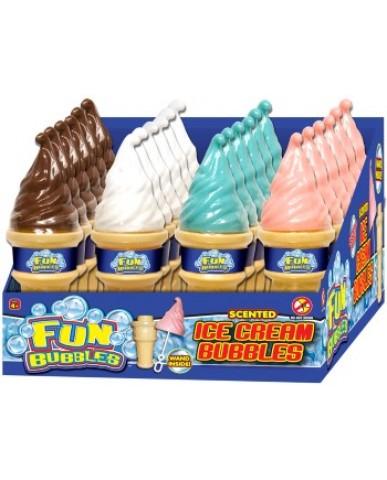 Scented Ice Cream Bubbles