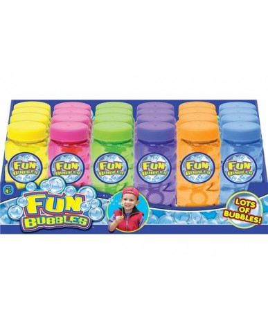 4oz Fun Bubbles
