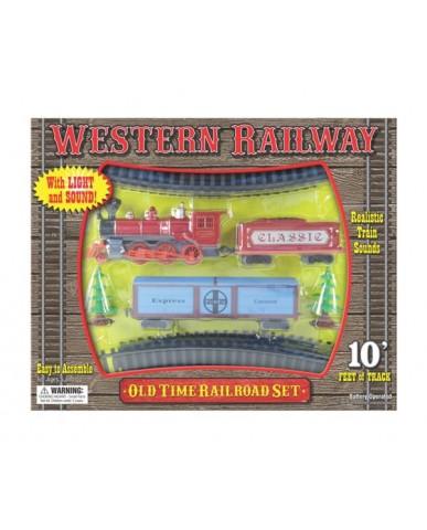 Western Railway Play Set