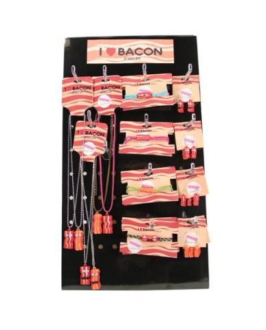 72pc Bacon Jewelry Assortment