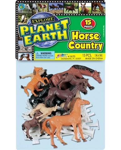 Horses Play Set