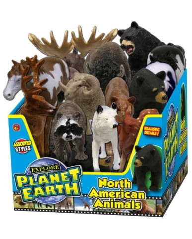 Planet Earth North American Animals