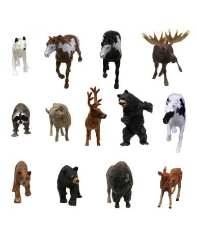 Planet Earth North American Animals