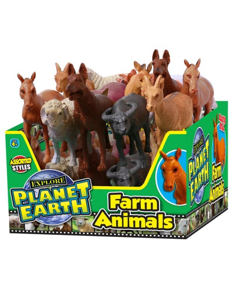 "4"" - 5"" Planet Earth Farm Animals"